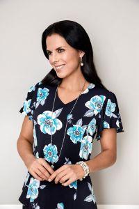 modelia-naisten-pusero-sininen-kuosi-1