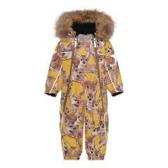 molo-kids-lasten-talvihaalari-pyxis-fur-keltainen-kuosi-1