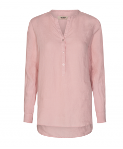 mos-mosh-naisten-pellavapaita-danna-linen-blouse-vaaleanpunainen-1