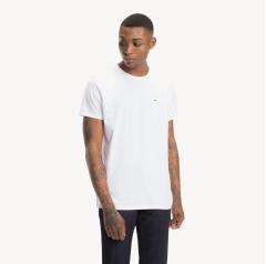 Tommy Jeans T-Paita, Original Jersey Tee Valkoinen