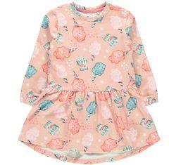 name-it-lasten-collegemekko-rifa-ls-sweat-dress-brushed-vaaleanpunainen-kuosi-1