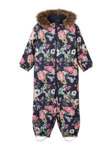 name-it-lasten-haalari-nmfsnow08-suit-romantic-flower-musta-kuosi-1