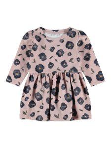 name-it-lasten-mekko-nmfdavi-light-sweat-dress-vaaleanpunainen-kuosi-1
