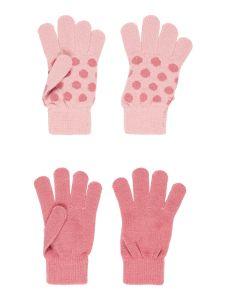 name-it-lasten-neulekasineet-nkfmagic-gloves-2p-vaaleanpunainen-1