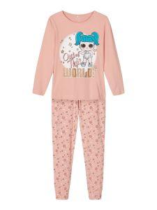 name-it-lasten-pyjama-lol-nusi-nightset-vaaleanpunainen-1
