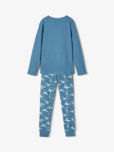 name-it-lasten-pyjama-nightset-real-teal-ding-turkoosi-kuosi-2