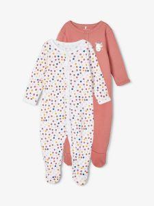 name-it-lasten-pyjama-nightsuit-vaaleanpunainen-1