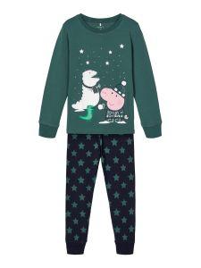 name-it-lasten-pyjama-peppapig-maaten-nightset-pep-ruohonvihrea-1