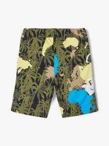 name-it-lasten-shortsit-forida-sweat-long-shorts-keltainen-kuosi-2