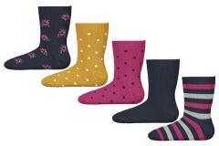 name-it-lasten-sukat-nmfvinni-5p-sock-n2-pinkki-kuosi-1