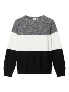name-it-neule-nkmvohan-ls-knit-raidallinen-musta-1