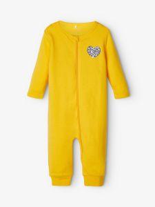 name-it-newborn-yohaalari-2-kpl-pkt-nightsuit-2p-zip-keltainen-kuosi-2