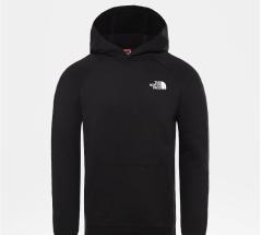 north-face-miesten-huppari-raglan-redbox-hoodie-musta-1