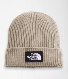 north-face-pipo-logo-box-cruffed-beanie-beige-1