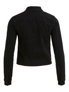 object-naisten-farkkutakki-objwin-new-denim-jacket-musta-2