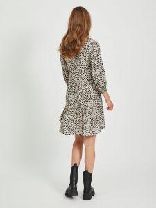 object-naisten-mekko-objsofia-ls-short-dress-valkopohjainen-kuosi-2