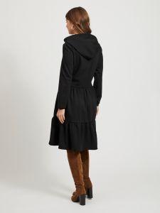 object-naisten-mekko-pilar-ls-sweat-dress-musta-2