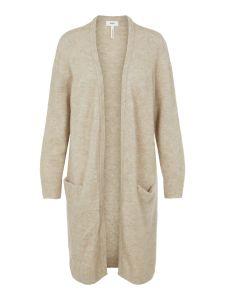 object-naisten-neuletakki-objnete-new-cardigan-beige-1