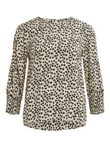 object-naisten-paitapusero-objsofia-3-4-top-valkopohjainen-kuosi-1