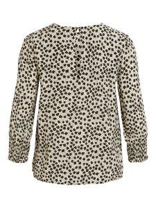 object-naisten-paitapusero-objsofia-3-4-top-valkopohjainen-kuosi-2