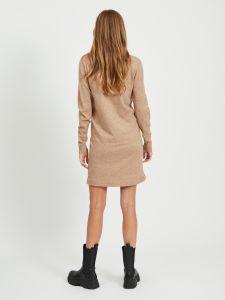 object-neulemekko-objthess-knit-dress-kameli-2