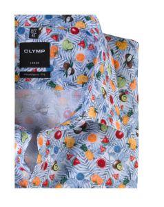 olymp-luxor-kauluspaita-modern-fit-keltainen-kuosi-2