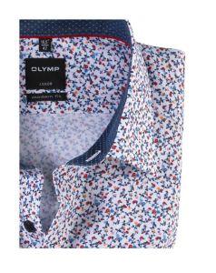 olymp-luxor-kauluspaita-modern-fit-valkopohjainen-kuosi-2