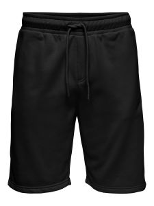 only-and-sons-miesten-collegeshortsit-ceres-life-sweat-short-musta-1