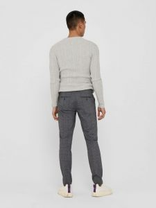 only-and-sons-miesten-housut-mark-tap-pant-check-gd-musta-2