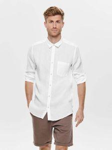 only-and-sons-miesten-kauluspaita-luke-ls-linen-shirt-noos-valkoinen-1