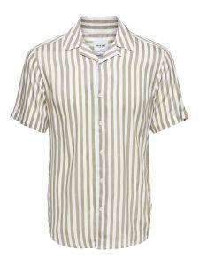 only-and-sons-miesten-kauluspaita-wayne-stripe-viscose-raidallinen-ruskea-1
