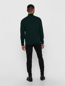 only-and-sons-miesten-neule-kaleb-roll-neck-armeijanvihrea-2