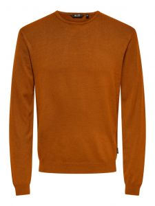 only-and-sons-miesten-neulepaita-wyler-life-knit-nos-oranssi-1