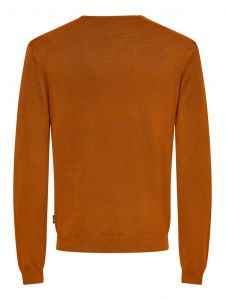 only-and-sons-miesten-neulepaita-wyler-life-knit-nos-oranssi-2