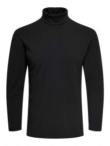 only-and-sons-miesten-paita-lasse-ls-roll-neck-t-paita-musta-1