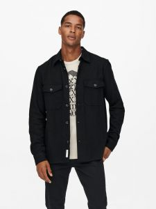 only-and-sons-miesten-paita-onsmilo-life-ls-solid-overshirt-musta-1