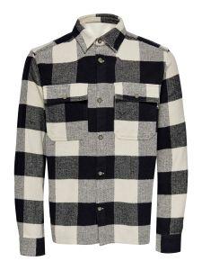only-and-sons-miesten-paita-scott-check-overshirt-musta-ruutu-1