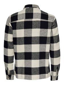 only-and-sons-miesten-paita-scott-check-overshirt-musta-ruutu-2