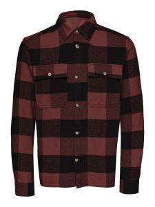 only-and-sons-miesten-paita-scott-check-overshirt-punainen-ruutu-1