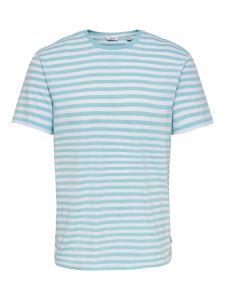 only-and-sons-miesten-t-paita-jamie-stripe-tee-raidallinen-vihrea-1