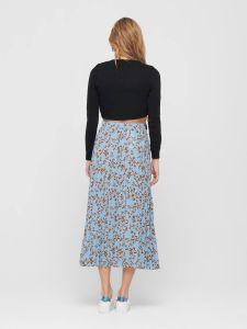 only-naisten-hame-alma-poly-plisse-skirt-sininen-kuosi-2