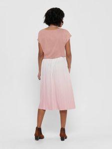 only-naisten-hame-dippy-skirt-vaaleanpunainen-2