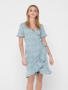 only-naisten-mekko-olivia-ss-wrap-dress-vaaleansininen-1