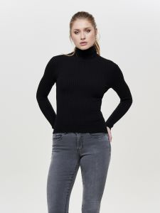 only-naisten-pooloneule-new-carol-ls-rollneck-musta-2