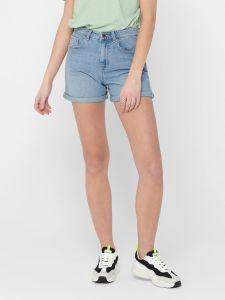 only-naisten-shortsit-phine-life-shorts-noos-indigo-1