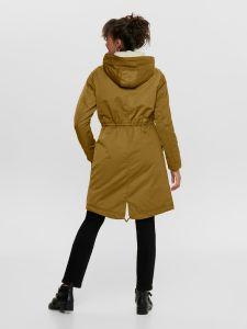 only-onlteresa-long-parka-coat-naisten-parkatakki-poltettu-oranssi-2
