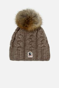 parajumpers-naisten-pipo-cable-hat-beige-1