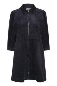 part-two-corduroy-mekko-eyvor-dress-tummansininen-1