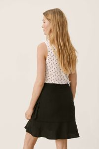 part-two-naisten-hame-tamoko-skirt-linen-musta-2