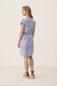 part-two-naisten-mekko-ilima-dress-vtt-sininen-kuosi-2